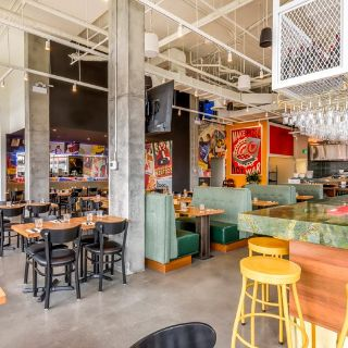 A photo of Bacaro TMR restaurant