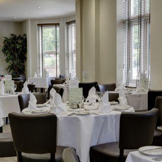 Linton Lodge Hotel restaurant