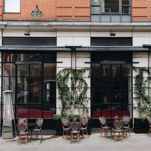 Photoshoot Jns May Terrace  Dpi - 108 Brasserie, London