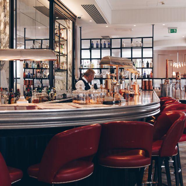 Photoshoot Jns May  Bar  Dpi - 108 Brasserie, London