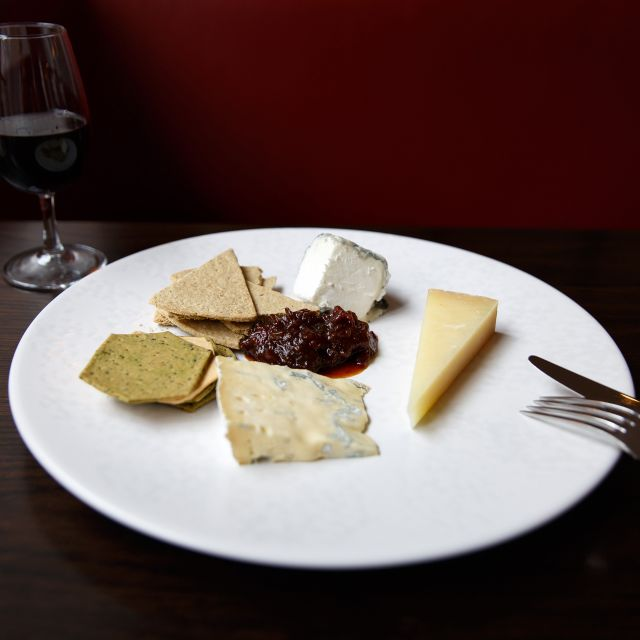 Photoshoot Jns May Cheese Plate  Dpi - 108 Brasserie, London