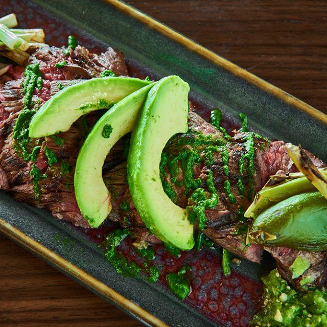 Grilled Kobe Skirt Steak  - SOL Mexican Cocina - Newport Beach, Newport Beach, CA