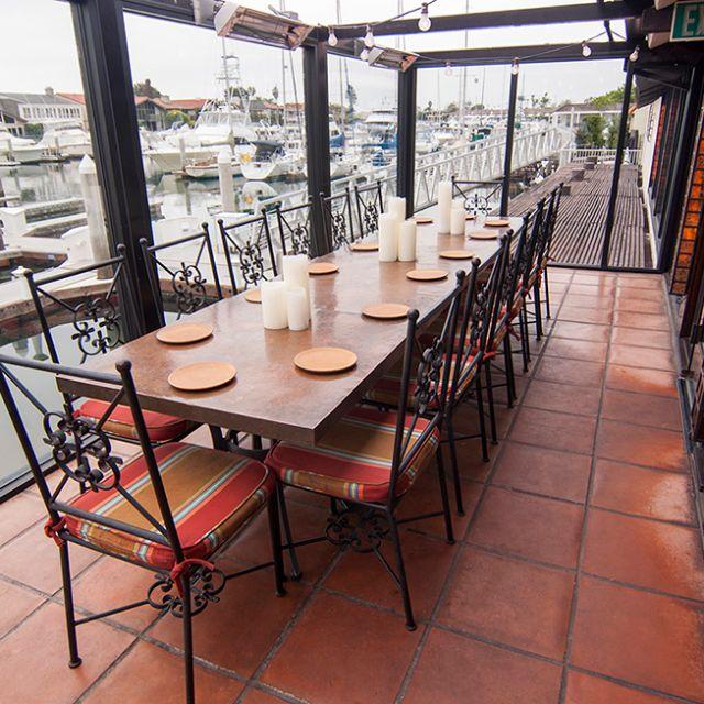 Beach Patio Private Event - SOL Mexican Cocina - Newport Beach, Newport Beach, CA