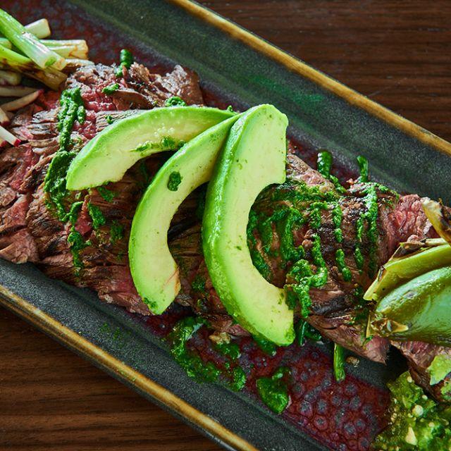 Grilled Kobe Skirt Steak - SOL Mexican Cocina - Scottsdale, Scottsdale, AZ