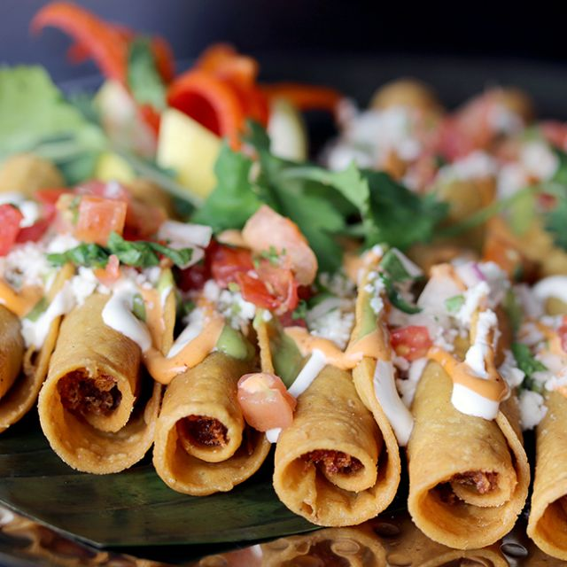 Mini Taquitos - SOL Mexican Cocina - Scottsdale, Scottsdale, AZ
