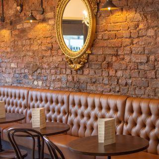 A photo of Almond Bar & Eatery restaurant