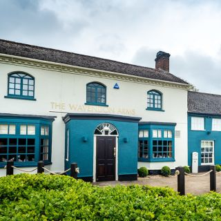 A photo of The Wavendons Arms restaurant