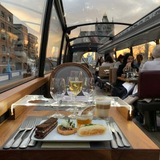 Bustronome - Innovative Fine Dining Tour of London