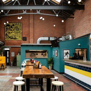 A photo of Piña restaurant