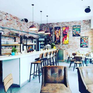 Una foto del restaurante Shadow Bean Cafe & Bar