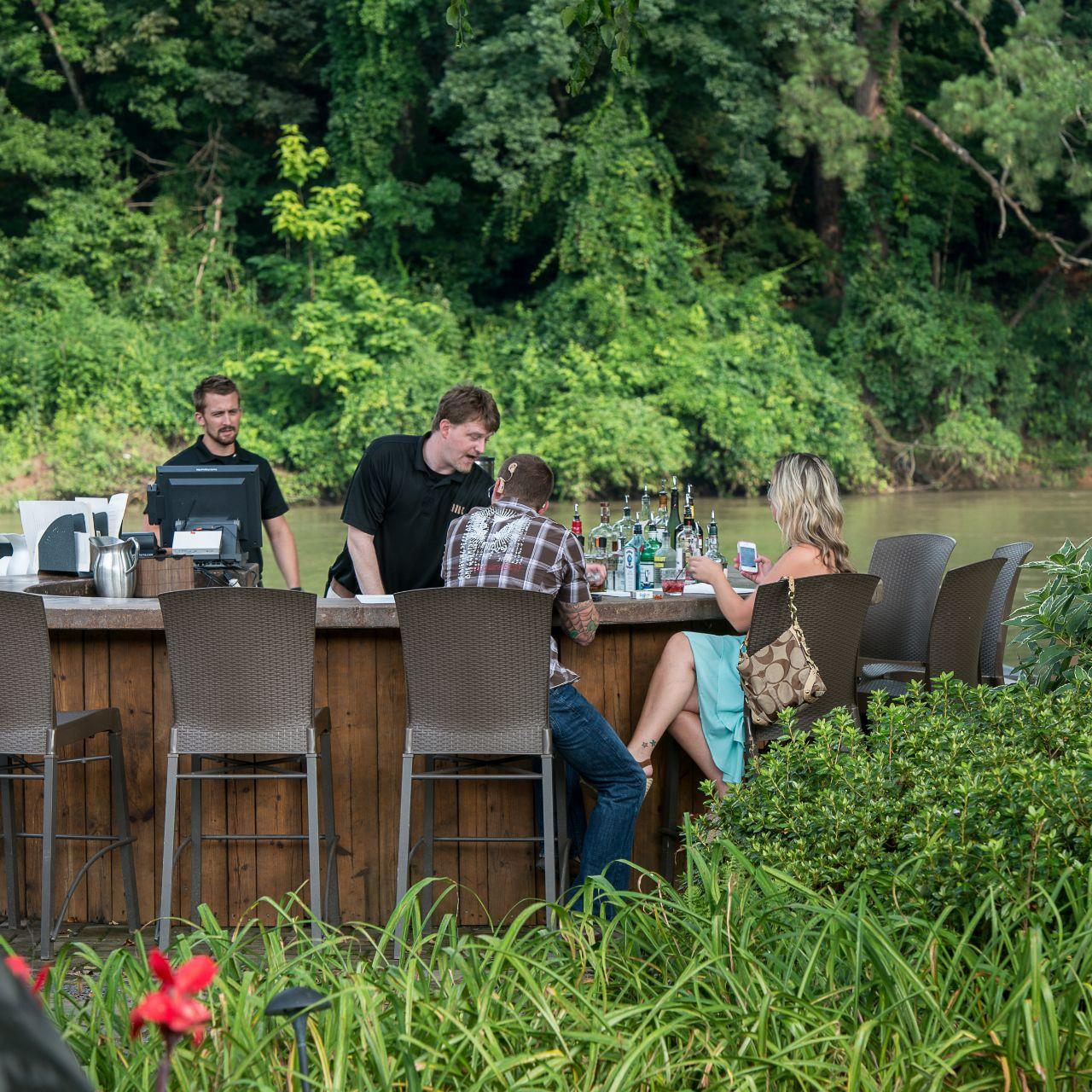 Wondrous Canoe Restaurant Atlanta Ga Opentable Download Free Architecture Designs Scobabritishbridgeorg