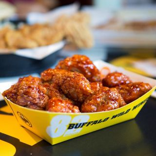 A photo of Buffalo Wild Wings - Vacaville restaurant