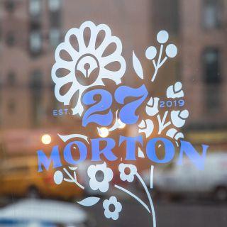 Una foto del restaurante 27 Morton