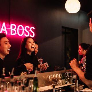 A photo of Bincho Boss restaurant