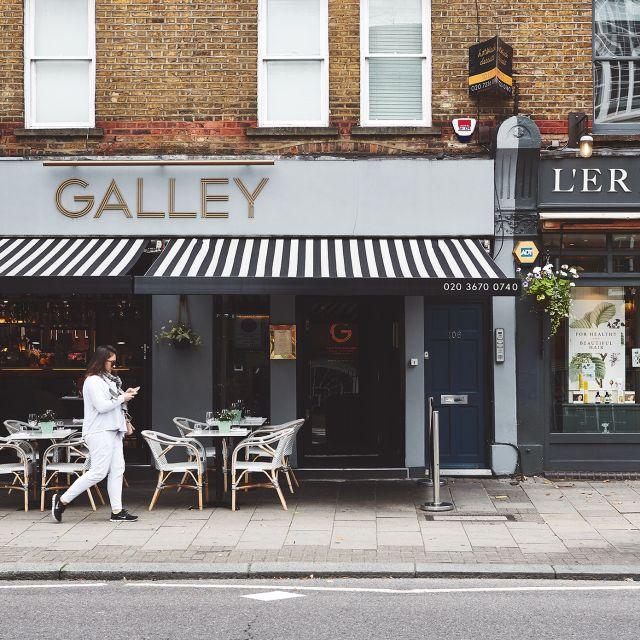 Galley, London