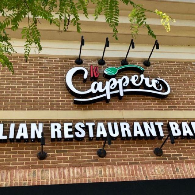 Il Cappero, Leesburg, VA