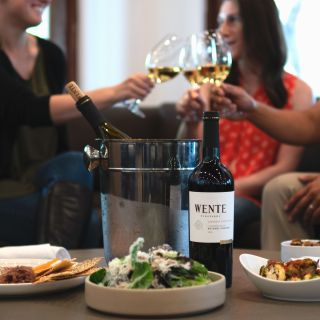 A photo of Tasting Lounge at Wente Vineyards restaurant