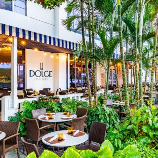 A photo of Dolce Italian restaurant