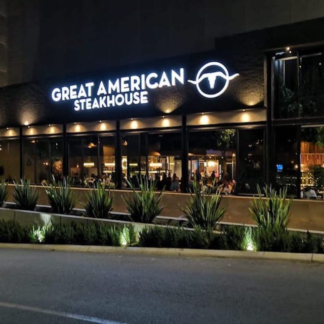 Great American Steakhouse - Chihuahua, Chihuahua, CHH