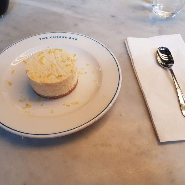 The Cheese Bar, London, Camden