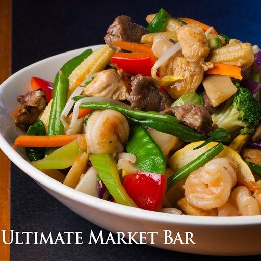 Stir Crazy Fresh Asian Grill- Northbrook Ct, Northbrook, IL