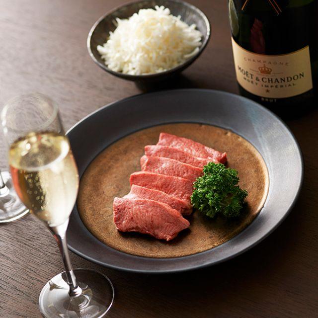 Tan Champagne - トラジ 赤坂店, 港区, 東京都