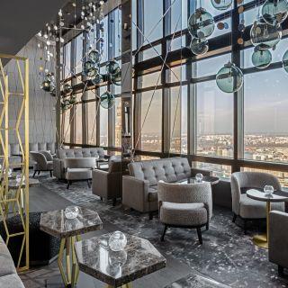 Panorama Sky Bar - Warsaw Marriott Hotelの写真