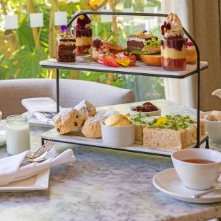 Foto von Afternoon Tea at Forest Lodge Hotel Restaurant