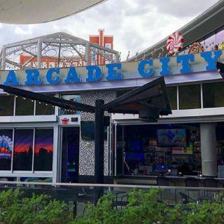 Arcade City Food & Fun