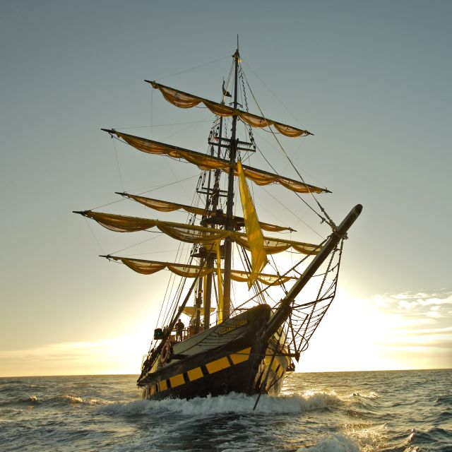 # - Pirate BBQ Dinner & Show Cruise, Cabo san Lucas, BCS