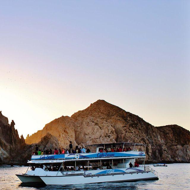 Sunset Fajita Dinner & Entertainment Cruise, Cabo san Lucas, BCS