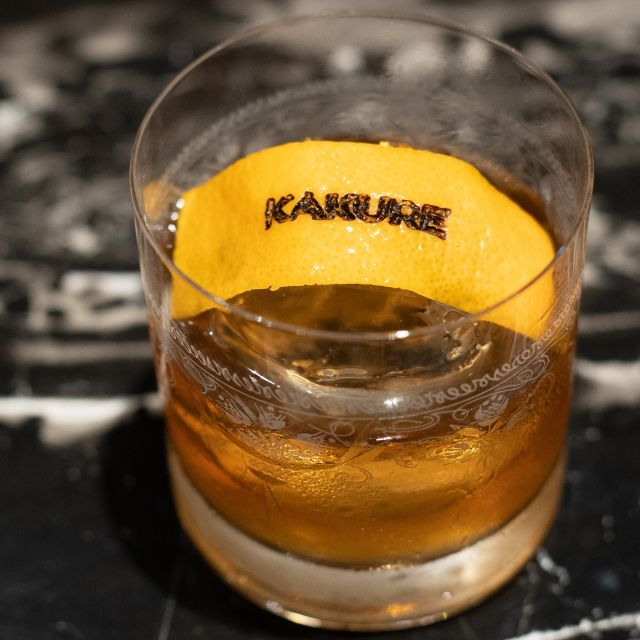 Wagyu Old Fashioned - Kakure Japanese Cuisine, Central, Central