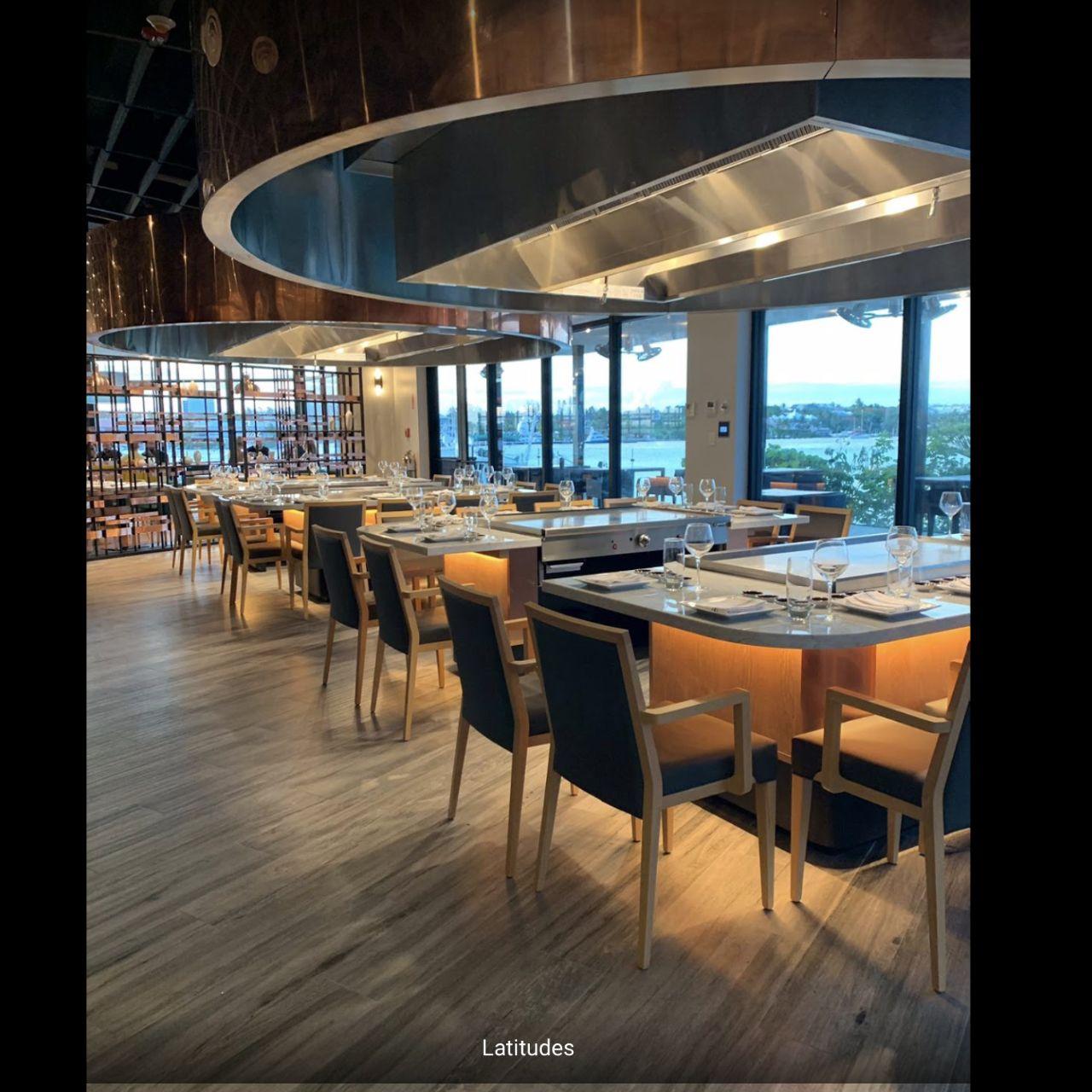 Latitudes Restaurant Nassau Bahamas Opentable