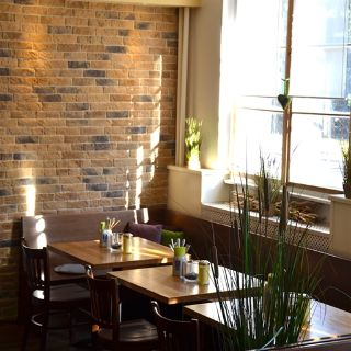 A photo of Restaurant Loretta am Wannsee restaurant