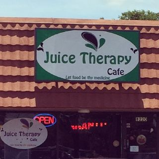 A photo of Juice Therapy Cafe restaurant