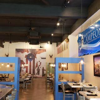 Restaurante El Campeón