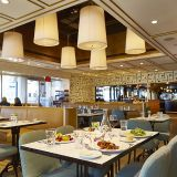 Le District Brasserie Beaubourg Private Dining