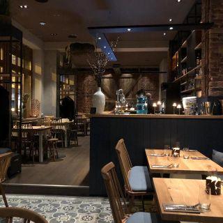 A photo of Svea restaurant