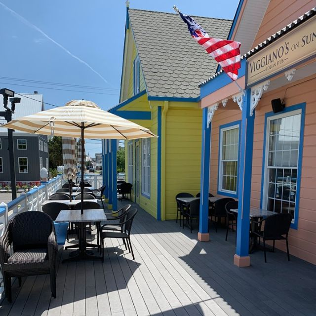 Viggiano's on Sunset, Cape May, NJ
