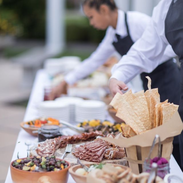 HP Special Events at The Culinary Institute of America - Hyde Park, Hyde Park, NY