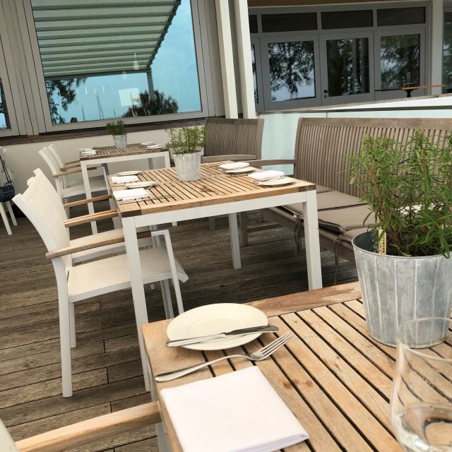 Marina Seerestaurant, Bernried am Starnberger See, BY