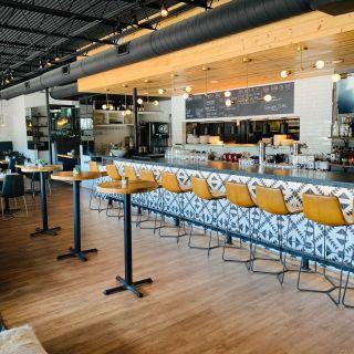 A photo of Cedar & Vine - Community Kitchen + Cocktails restaurant