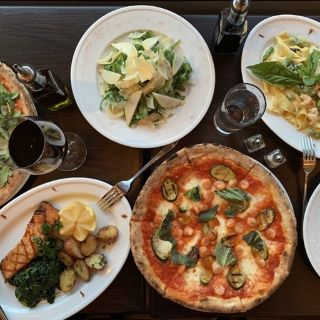 Foto von Ortomare Ristorante Pizzeria Restaurant