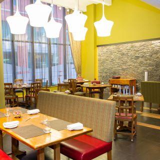 A photo of University College Birmingham - Atrium restaurant