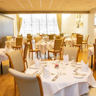 A photo of University College Birmingham - Brasserie restaurant