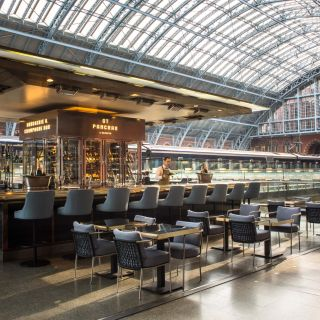 A photo of St Pancras by Searcys - Champagne Bar restaurant