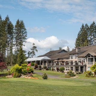 A photo of Clubhouse Restaurant at McCormick Woods restaurant