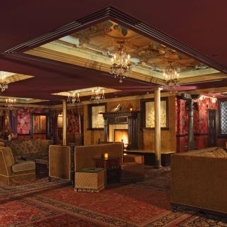 A photo of Foundation Room House of Blues Boston restaurant