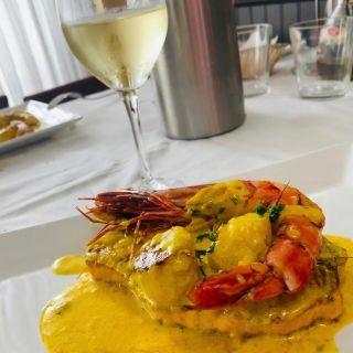 A photo of El Rincon Asturiano restaurant
