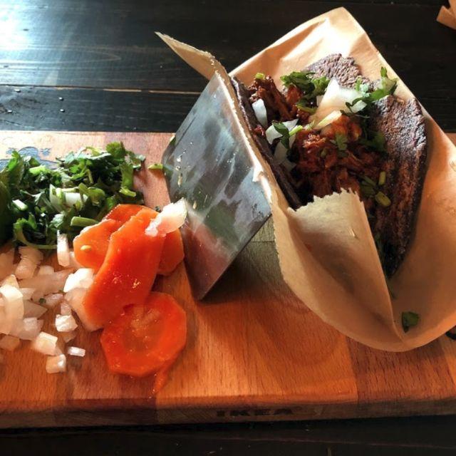 Pinchy's Tacos, Houston, TX